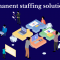 Permanent staffing solutions- IT Contract Agency