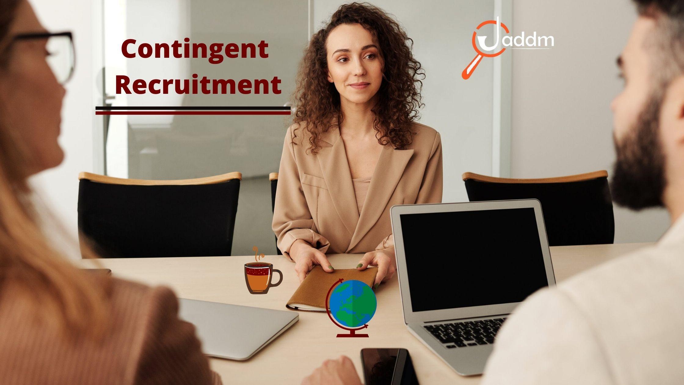 Contingent Recruitment