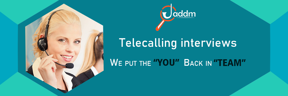 How can I prepare for Telecalling interview