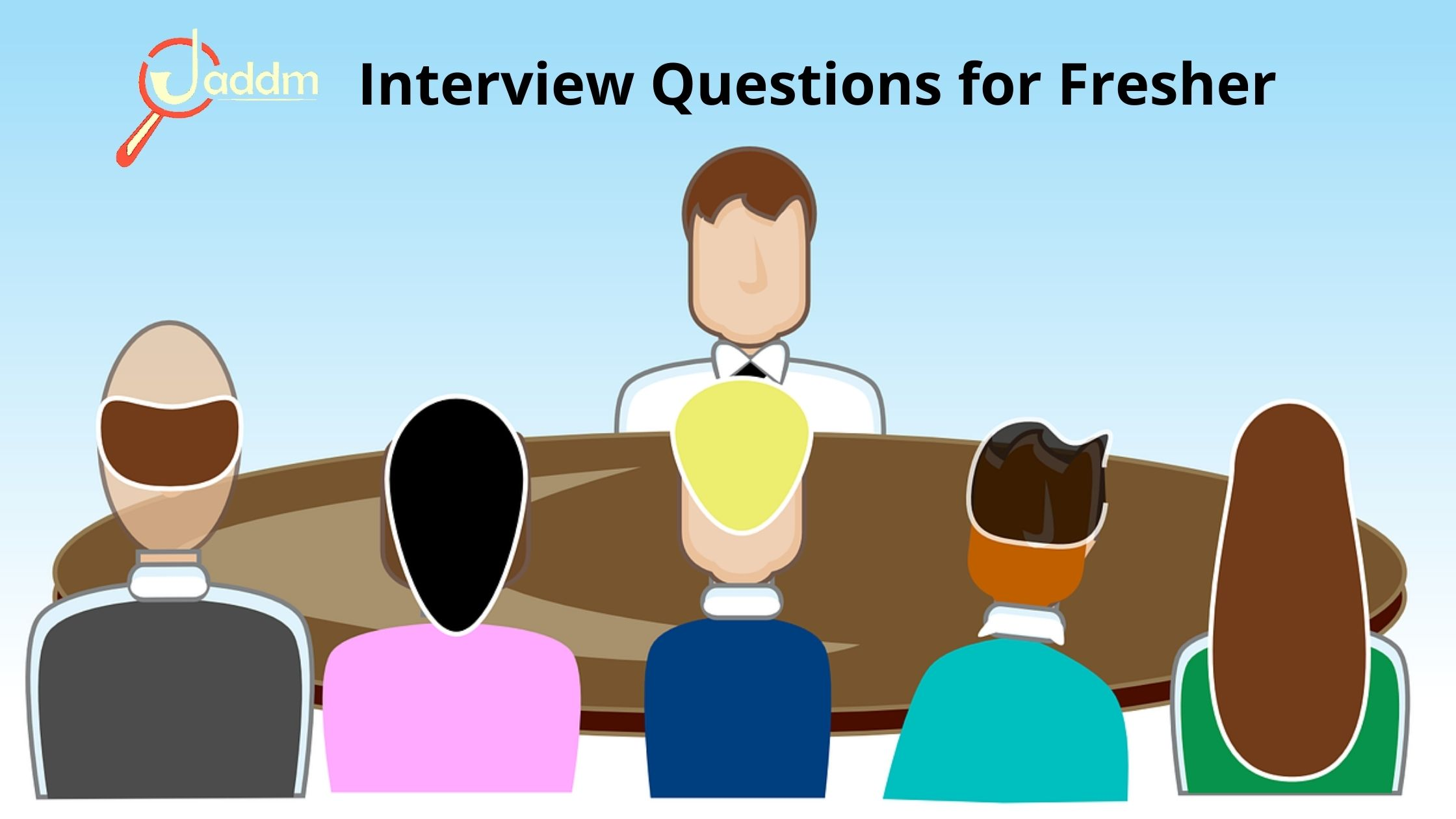 Top 10 Interview questions for fresher