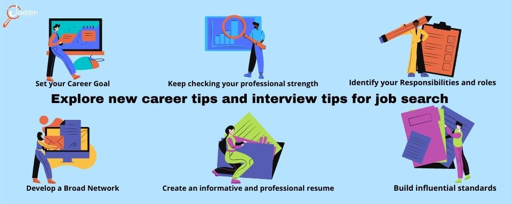Explore new career tips and interview tips for job search