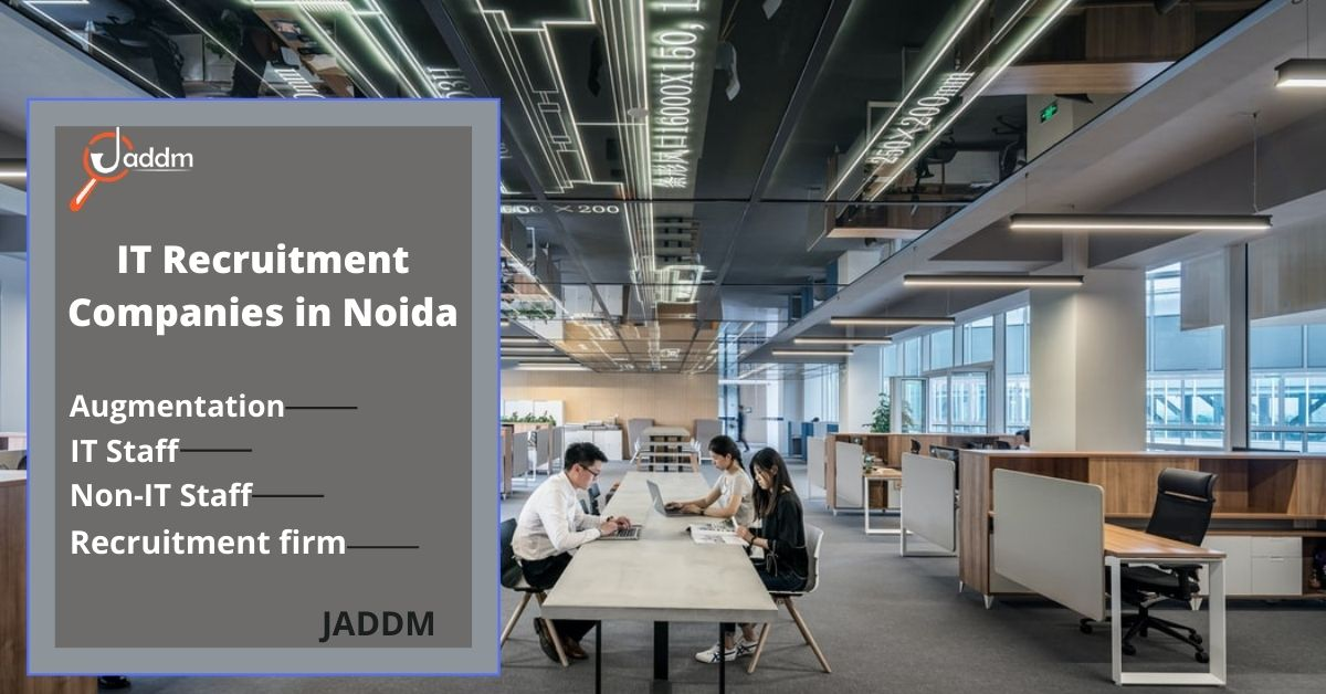 Top IT Recruitment Companies in Noida | IT & Non-IT Staffing