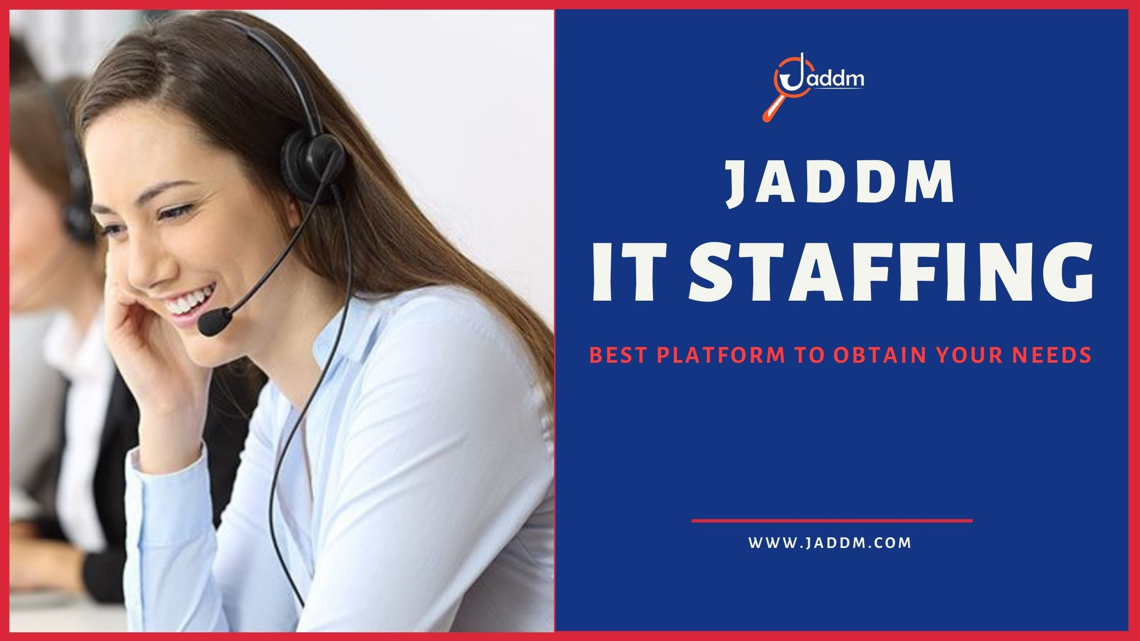 IT staffing companies in Delhi | Key to business success with Jaddm