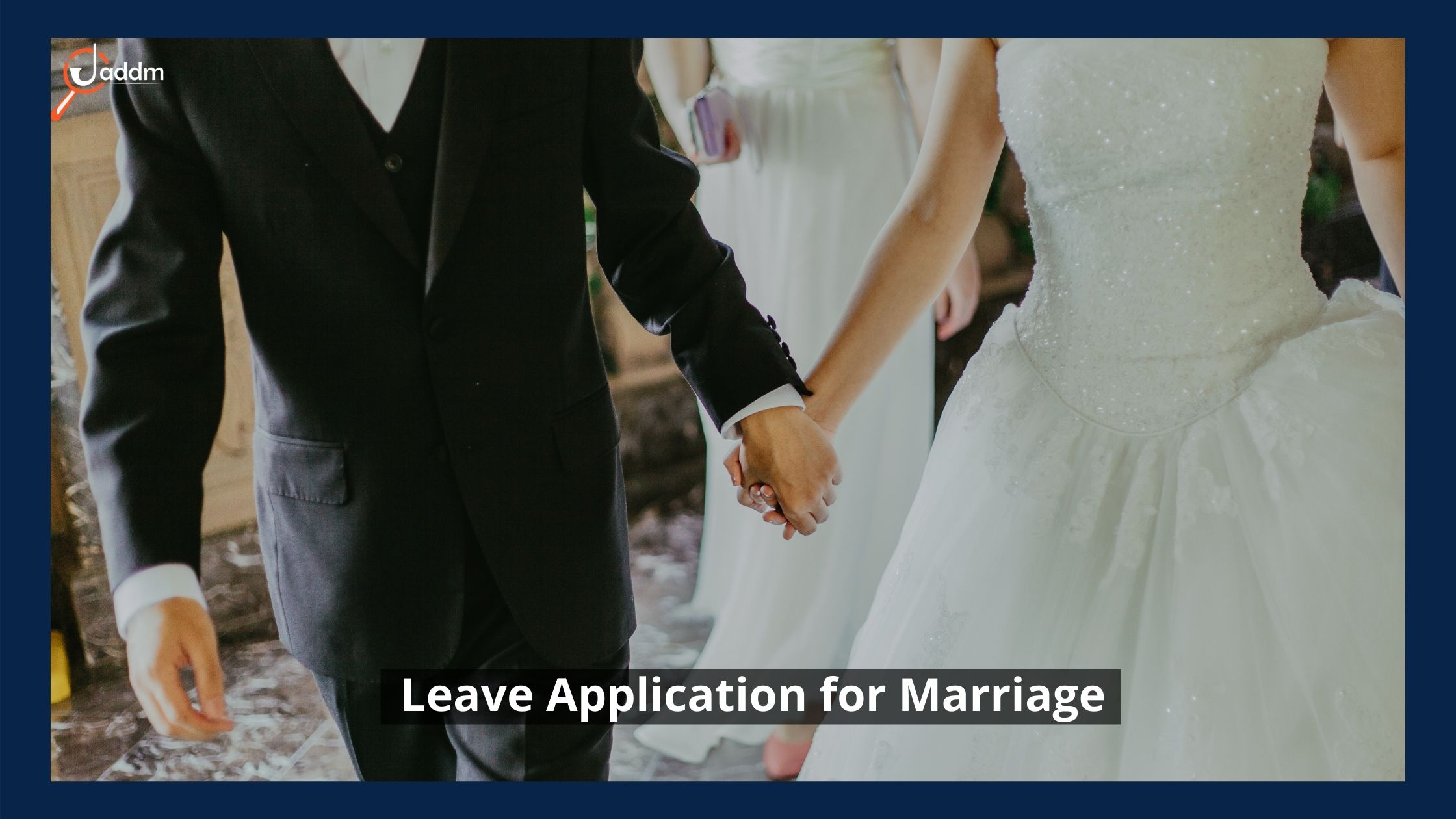 How to write Marriage Leave Application for Office?