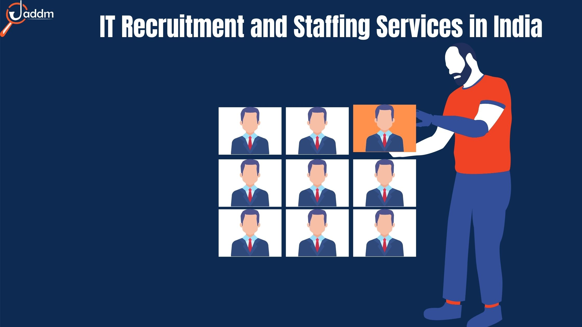 IT Recruitment and Staffing Services in India