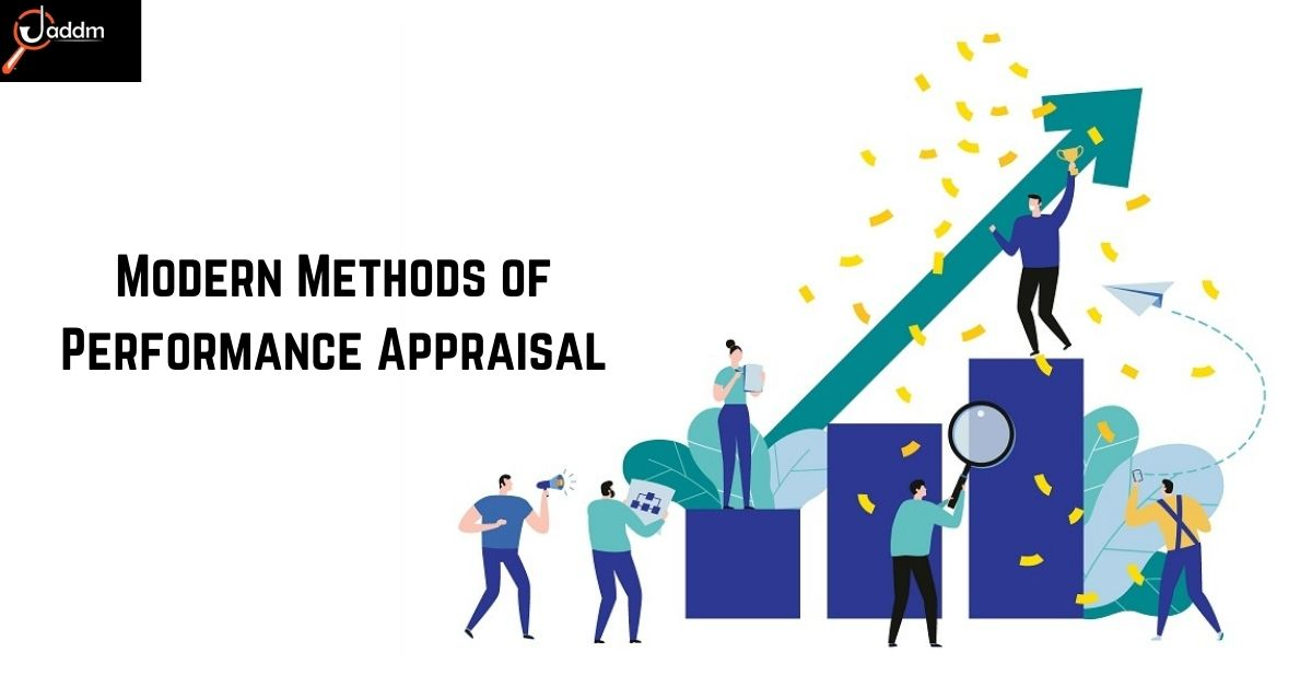 Modern Methods of Performance Appraisal