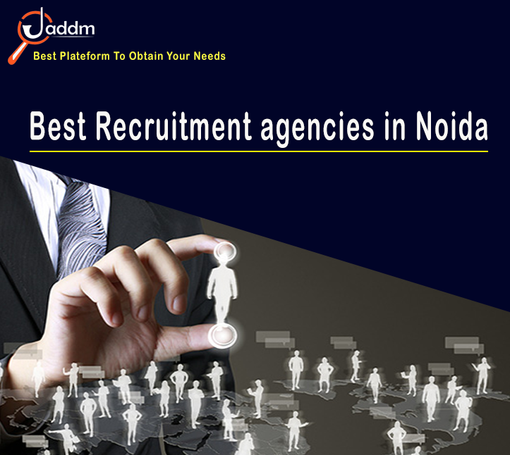 Best Recruitment agencies in Noida