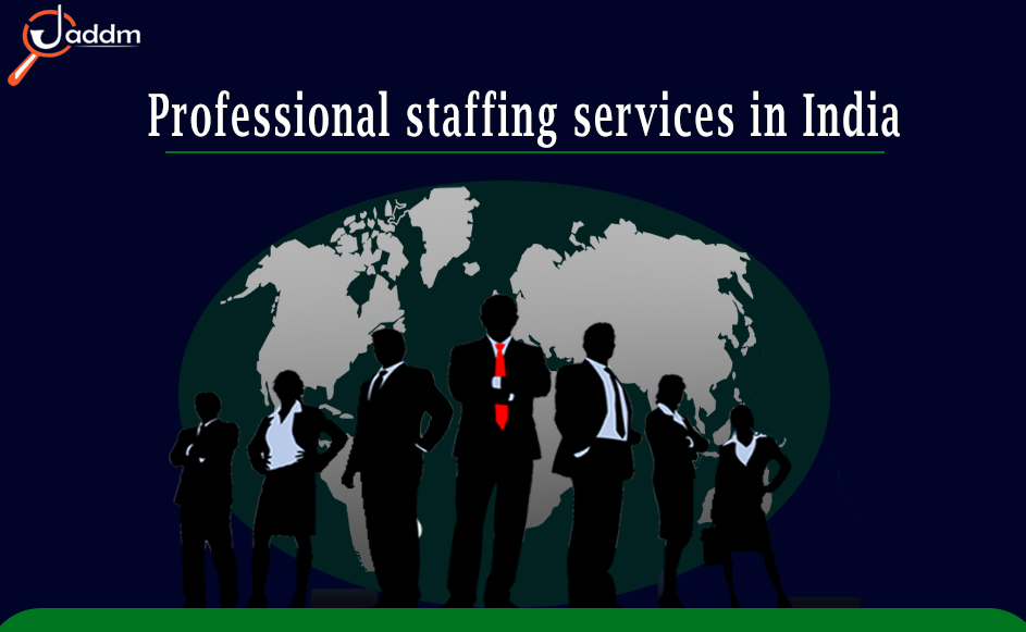 Professional Staffing services in India