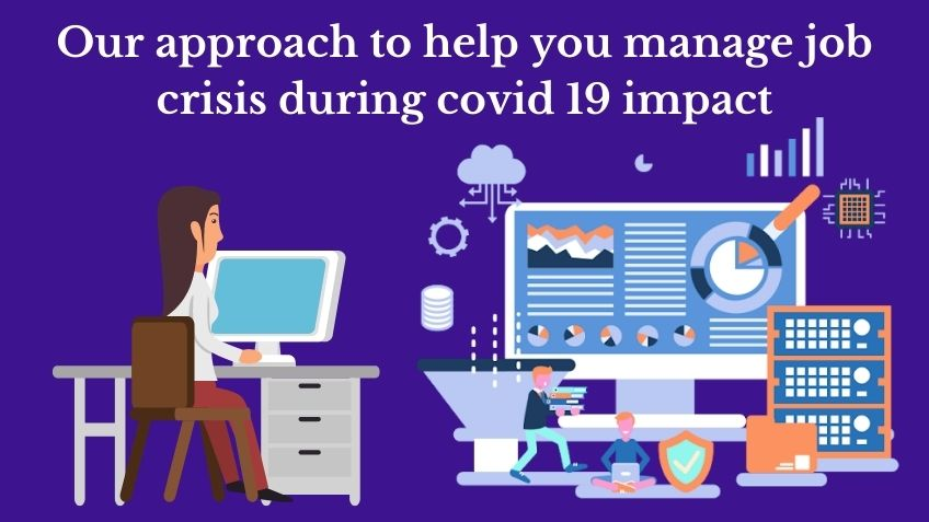 Our approach to help you manage job crisis during covid 19 impact