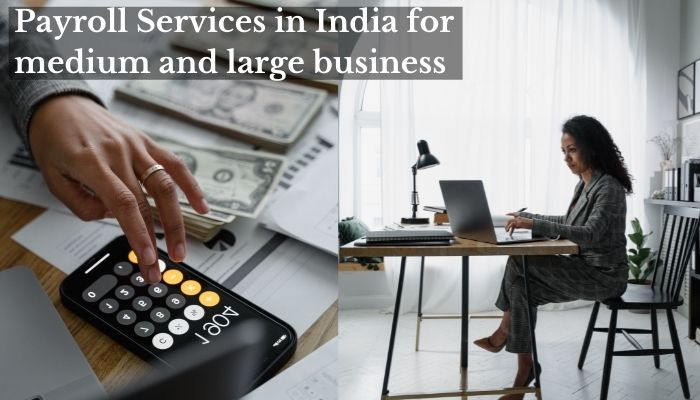 Payroll Services in India for medium and large business
