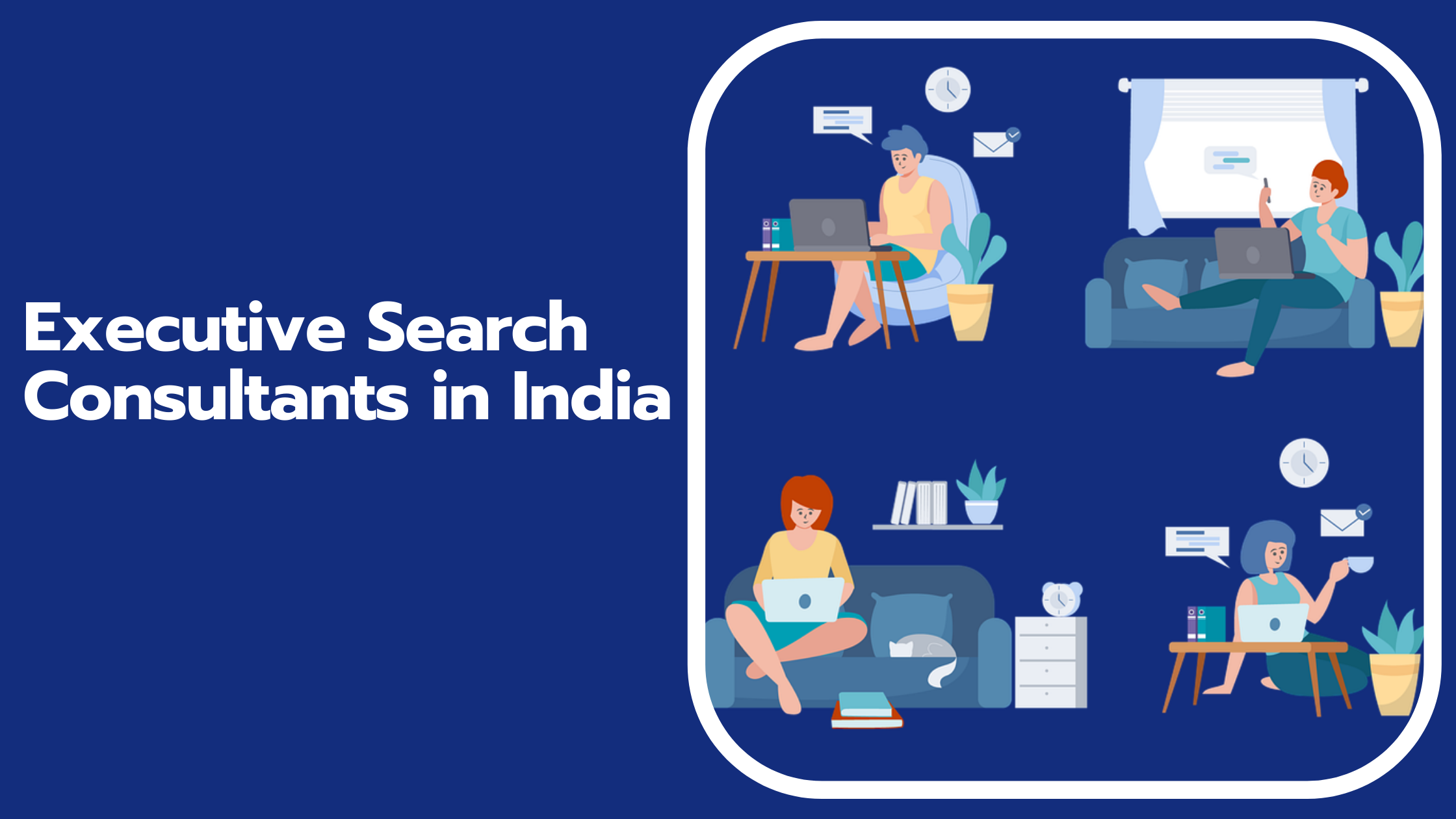 Best Executive search consultants in India