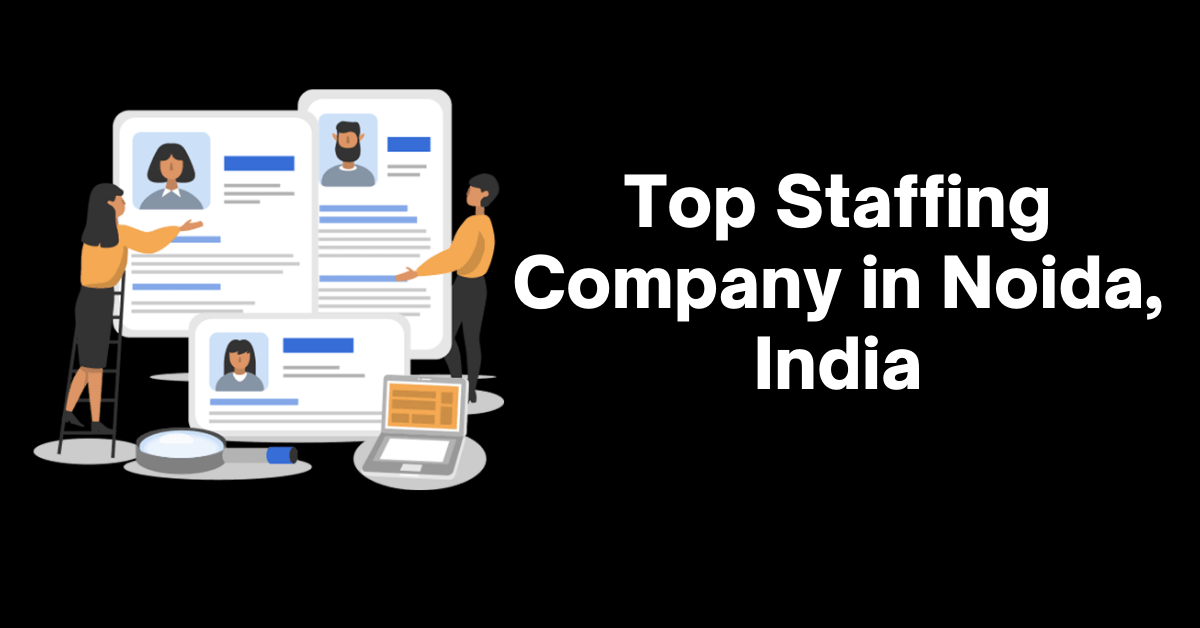 Jaddm is a Top Staffing Company in Noida, India